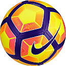 Nike Ordem 4 Hi-vis Match Ball - Yellow & Purple