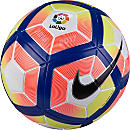 Nike Ordem 4 Official Match Ball - La Liga - White & Orange