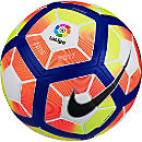 Nike Strike Soccer Ball - La Liga - White & Orange