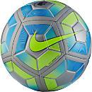 Nike Strike Premium Soccer Ball - EPL - White & Royal Blue