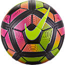 Nike Premium Strike Soccer Ball - Metallic Black & Total Crimson