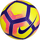 Nike Pitch Soccer Ball - Yellow & Purple