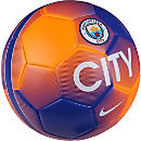 Nike Manchester City Prestige Soccer Ball - Total Orange & Persian Violet