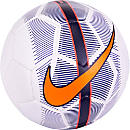Nike Mercurial Veer Soccer Ball - White & Hyper Grape