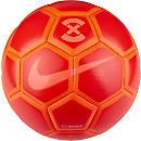Nike SCCRX Menor Futsal Ball - Bright Crimson & Total Crimson
