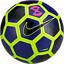 Nike SCCRX Strike Soccer Ball - Volt & Deep Royal Blue