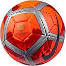 Nike Strike Premium Soccer Ball - Copa America - Bright Crimson & Silver