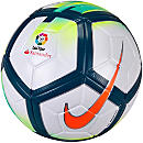 Nike Ordem V Match Ball - La Liga - White & Turquoise