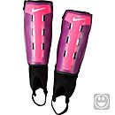 Nike Kids Charge Shin Guards - Bold Berry & Pink Flash