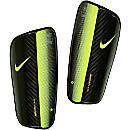 Nike Mercurial Blade Shinguard - Black and Volt