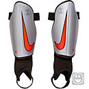 Nike Kids Charge 2.0 Shin Guard - Dark Grey & Black
