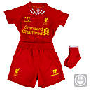 Warrior Baby Liverpool Home Jersey 2013-2014