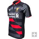 Warrior Liverpool 3rd Jersey 2014-2015