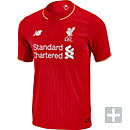 New Balance Liverpool Home Jersey 2015-16