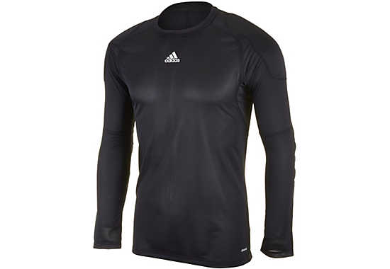 adidas Goalkeeper Undershirts - Black Keeper Shirts