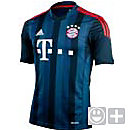 adidas Youth Bayern Munich 3rd Jersey 2013-2014