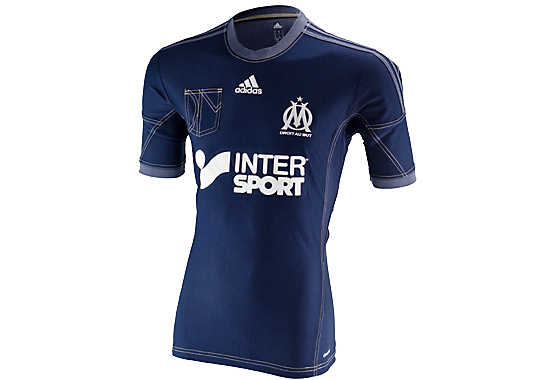 adidas Marseille Away Jersey 2013-2014