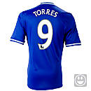 adidas Youth Chelsea Torres Home Jersey 2013-2014