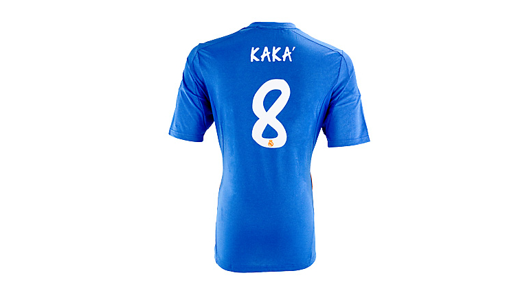 adidas Real Madrid Kaka Away Jersey 2013-2014