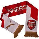 Arsenal Fan Scarf - Red