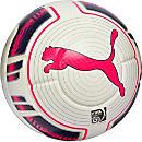 Puma evoPOWER 1 Premium Match Ball - White and Red