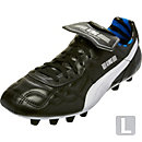 Puma King Lothar Matthaus FG Soccer Cleats - Black