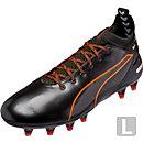 Puma evoTOUCH Pro FG - Black & Shocking Orange