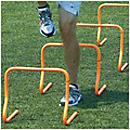 KwikGoal Speed Hurdles (Set of 4)  15 in