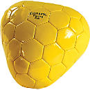KwikGoal Erratic Training Ball - Yellow & Red