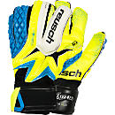 Reusch Waorani Deluxe G2 LTD Goalkeeper Glove  Safety Yellow with Blue