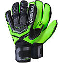 Reusch RE:LOAD Supreme G2 Goalkeeper Gloves - Black & Green