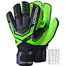Reusch RE:LOAD Supreme G2 Ortho-Tec Goalkeeper Gloves - Black & Green