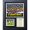 Germany 2014 World Cup Champions Framed Art Collage