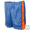 Nike Womens E4 Short  Light Blue with Obsidian