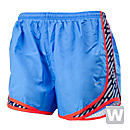 Nike Womens Printed Tempo Short  Blue with Obsidian