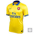 Nike Arsenal Away Jersey 2013-2014