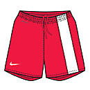 Nike Striker Shorts