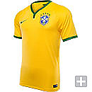 Nike Brazil Home Jersey  World Cup 2014