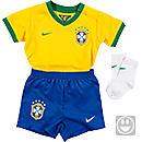 Nike Infant Brazil Home Kit  World Cup 2014