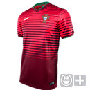 Nike Youth Portugal Home Jersey  World Cup 2014