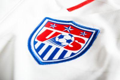 USA Home Jersey crest