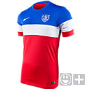 Nike Youth USA Away Jersey  World Cup 2014