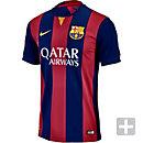 Nike Barcelona Home Jersey 2014-2015