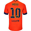 Nike Messi Barcelona Away Jersey 2014-15