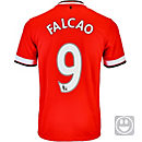 Nike Kids Falcao Manchester United Home Jersey 2014-15