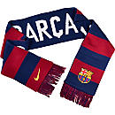 Nike Barcelona Supporters Scarf - Loyal Blue