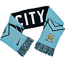Nike Manchester City Supporter Scarf - Field Blue