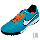 Nike Tiempo Legacy Turf Soccer Shoes - Neo Turquoise