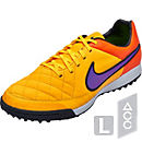 Nike Tiempo Legacy TF Turf Shoes - Orange