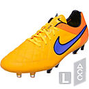 Nike Tiempo Legend V FG Soccer Cleats - Laser Orange